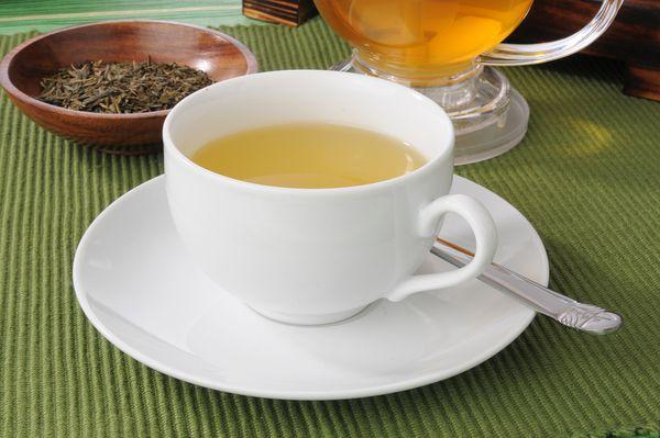 Сколько в зеленом чае калорий, энергетическая и пищевая ценность