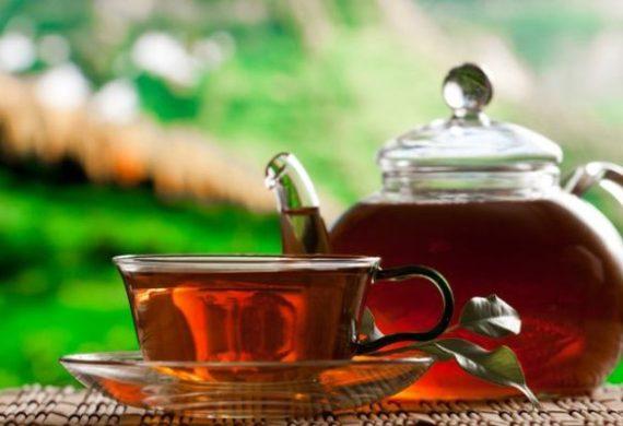 Сколько калорий в черном чае
