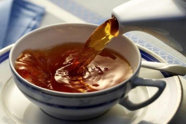 Сколько калорий в черном чае: полезные свойства для похудения