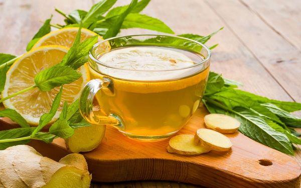 Чай с имбирем, как заваривать с лимоном