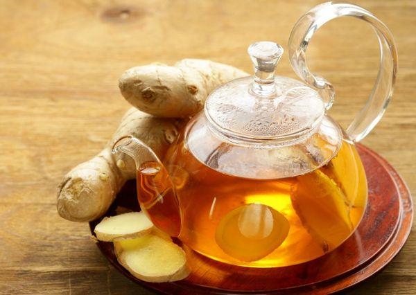 Как заварить имбирный чай в термосе