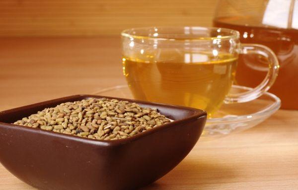 Чай хельба, полезные свойства