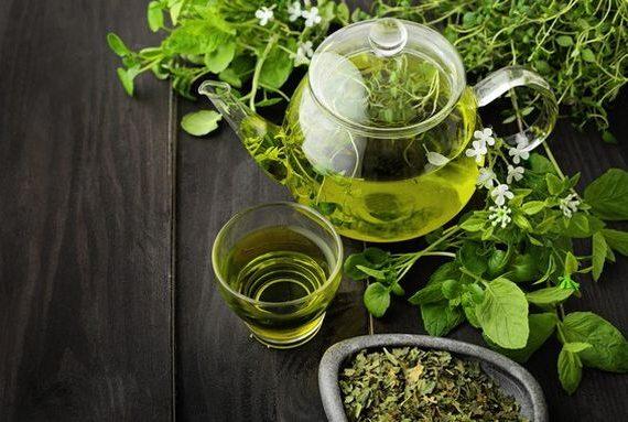 Сколько в зеленом чае калорий