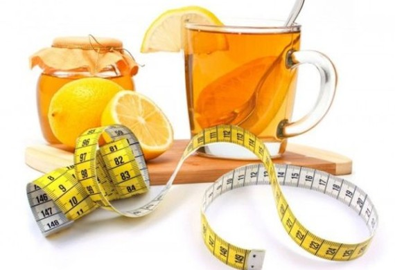 Имбирь, мед и лимон для похудения
