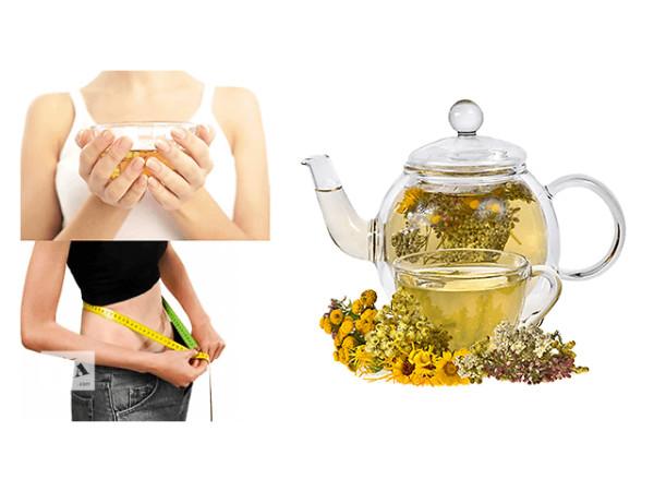 Чай для похудения - монастырский чай
