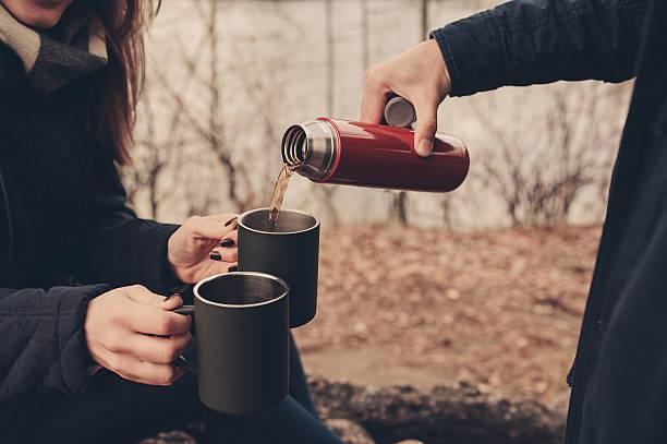 Термос для чая