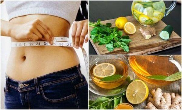 Чай для похудения с имбирем сжигаем жиры и эффективно худеем всего за неделю