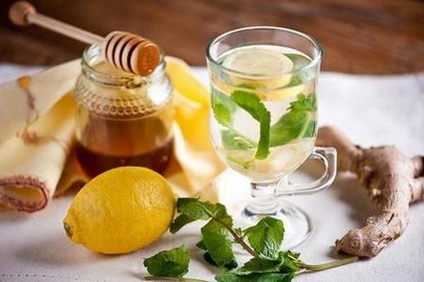 Чай имбирь с медом – отличное средство для похудения