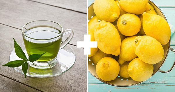 Зеленый чай с лимоном: полезные свойства и противопоказания