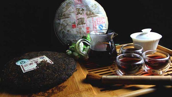 Чай пуэр польза и вред китайского выдержанного чая