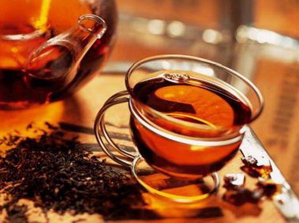 Чай Дарджилинг — один из лучших сортов индийского чая