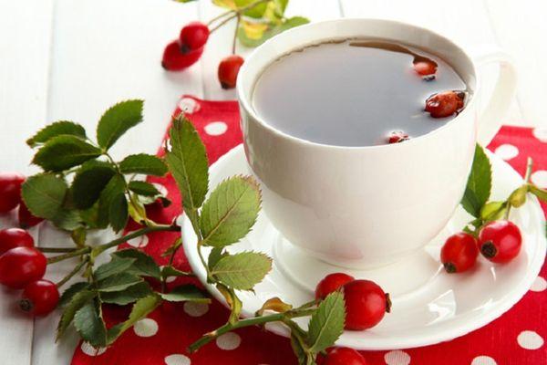 Как из шиповника заварить чай
