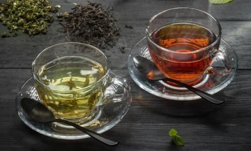 Зеленый чай или черный чай полезней