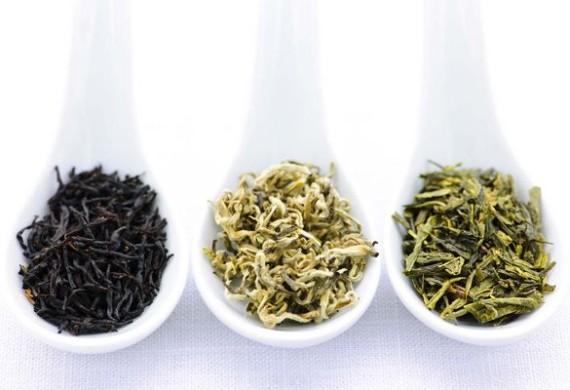 Зеленый чай, чем отличается от черного,
