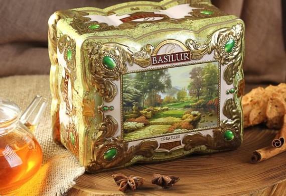 Чай Базилур: виды чая, разнообразие вкусов и ароматов