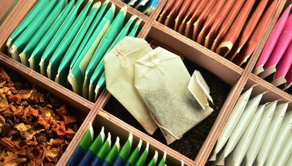 Что такое чайные пакетики, история возникновения