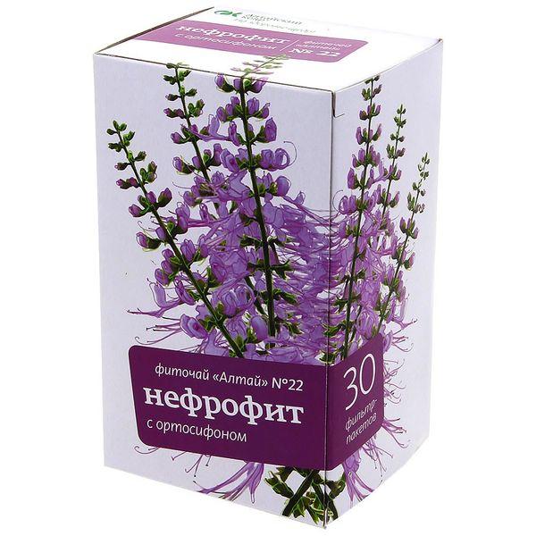 Нефрофит чай: инструкция к применению. Состав чая