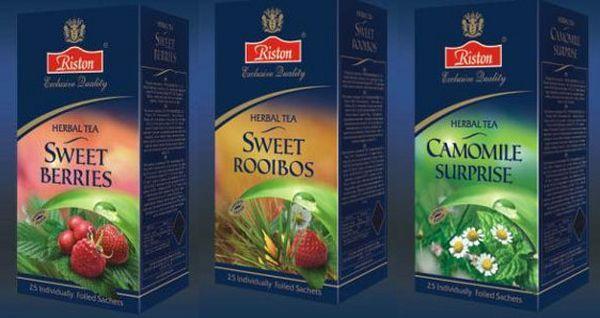 Чай Riston — чай премиального класса. Основные чайные коллекции