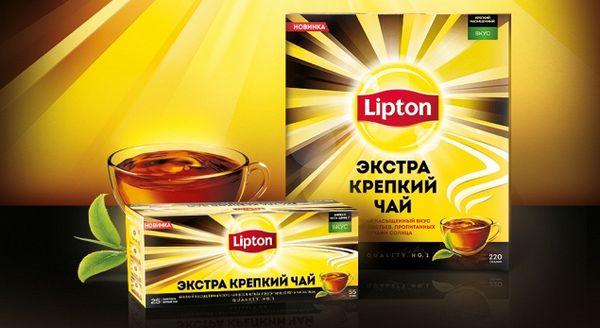 Чай Lipton — коллекция холодного и горячего чая. Основные виды