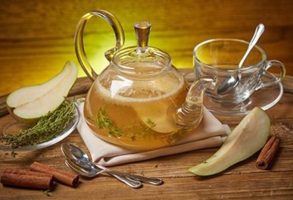 Листья груши чай для здоровья. Польза и вред груши.