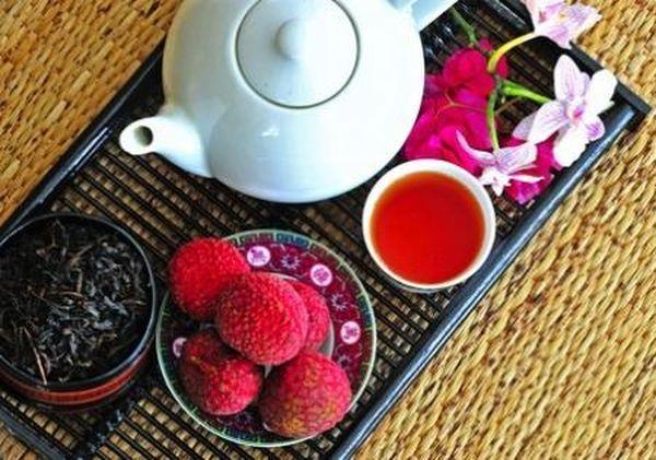 Чай из личи — польза и вред экзотического фрукта. Рецепт чая