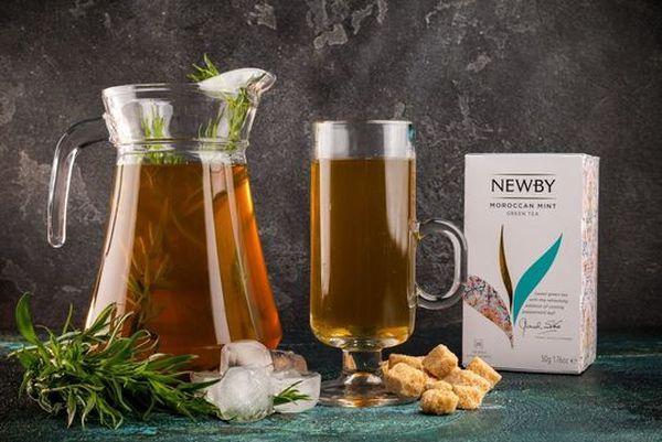Чай Newby — британский чайный бренд. Сорта коллекции Newby