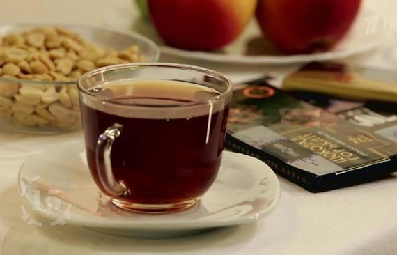 Чай из какао — рецепты приготовления. Польза напитка.