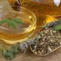 Чай из пустырника для хорошего сна и укрепления нервной системы