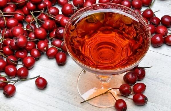 Отвар боярышника — польза и вред целебного напитка