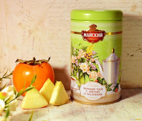 Майский чай — особенности чайной коллекции бренда