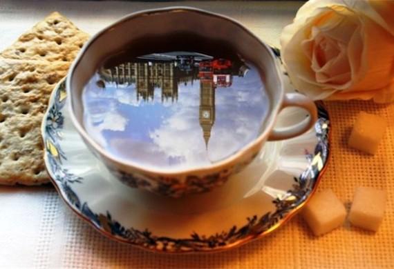 Традиции чаепития в Англии – история и современность